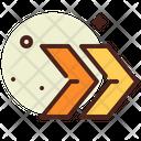 Fast Forward Forward Right Arrow Icon