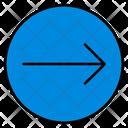Fast Forward Right Forward Icon