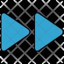 Fast Forward Button Icon