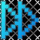 Forward Player Arrow Icon