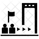 Entrance Vip Prestige Icon