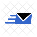 Fast Message Email Mail Icon