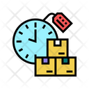 Fast Order Delivery Icon