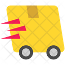 Logistics Delivery Fast Icon