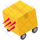 Fast Parcel Icon