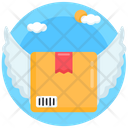 Fast Delivery Fast Parcel Logistic Icon