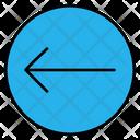 Fast Rewind Backward Back Icon