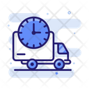 Fast Services Shipping Services Transportation Icon