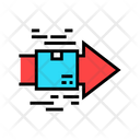 Fast Shipping Fast Package Icon