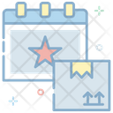Fast Track Delivery Icon