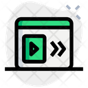 Fast Video Icon