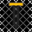 Fastener Screw Nail Icon