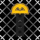 Fastener Screw Bolt Icon