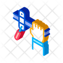 Fastens Pipe Plumber Icon