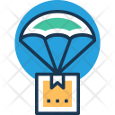 Air Delivery Package Icon