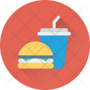 Fast Food Junk Icon