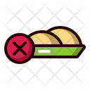 No Fasting No Eating Fasting Icon