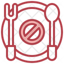 Fasting No Food Cultures Icon
