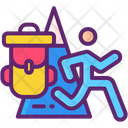 Fastpacking Icon