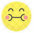 Fat Face Emotion Icon