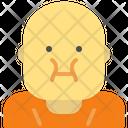 Freckle Female Lady Icon