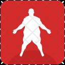Fat man Icon