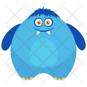 Fat Monster Icon