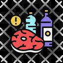 Fat Oil Meat Fat Icon