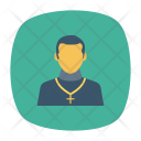 Father Church Christian Icon