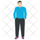 Father Human Male Icon