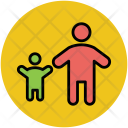 Father Family Son Icon