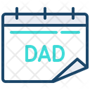 Father Day Icon