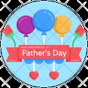 Father Day Celebration Icon