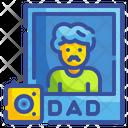 Father Day Photo Photo Image Icon