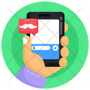 Phone Chat Mobile Chat Father Chat Icon