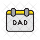 Fathers Day Dad Happy Icon