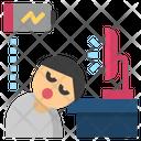 Fatigue Nap Slumber Icon