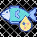 Fatty Acid Fish Oil Medicine Icon