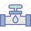 Faucet Pipe Water Icon