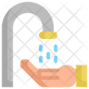 Pipe Faucet Clean Icon
