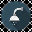 Faucet Shower Bath Icon