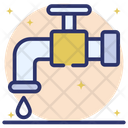 Faucet Tap Water Hose Icon