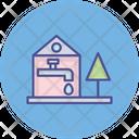 Faucet Plumbing Public Utilities Icon