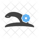 Faucet Water Tape Icon