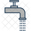 Faucet Water Water Plant Icon
