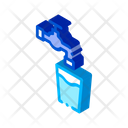 Bottle Cleaning Clearing Icon