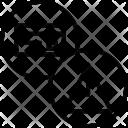 Fault Credentials Damage Icon