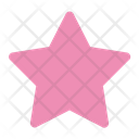 Favorite Star Bookmark Icon