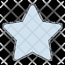 Favorite Star Bookmark Icon