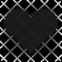 Favorite Heart Love Icon